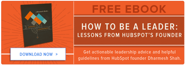 free ebook: leadership lessons