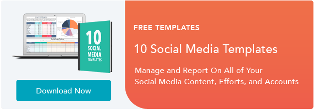 10 Free Social Media Templates