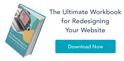 use your free template to plan your next modern website redesign