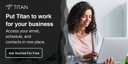 Get a business email service  that means business!