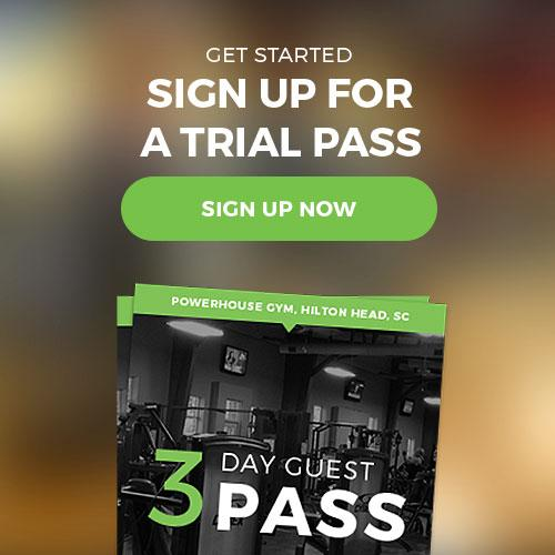 Powerhouse Gym Hilton Head Trial Pass