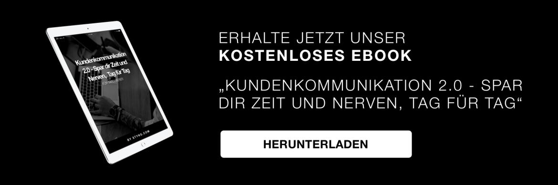 Banner zum downloaden unseres Kundenkommunikations-Ebooks