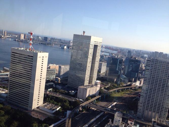 世界貿易センタービル 展望台