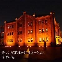横浜赤レンガのホッコリ♪クリスマスマーケット&イルミネーション