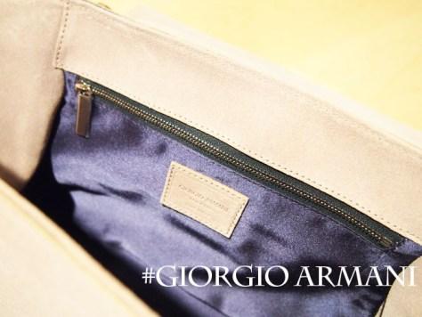 GirgioArmani(ジョルジオアルマーニ) ハンドバッグ 仕事 OL 28歳