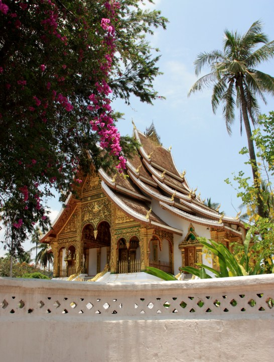 Temple bouddhiste Haw Kham – Luang Prabang – Laos