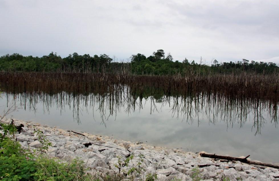 Inondations – Tha Khaek Loop – Laos