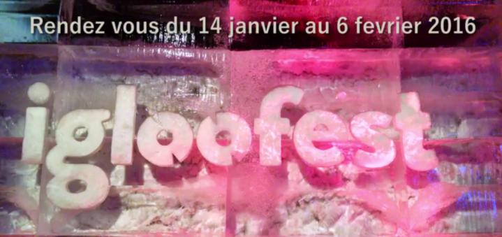 igloofest - Montreal - Canada