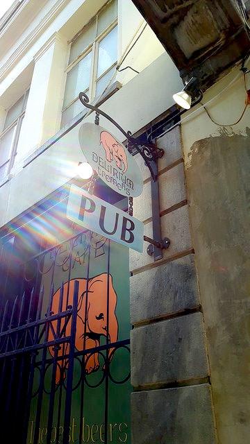 Bar le Délirium - Bruxelles - No Mad Land