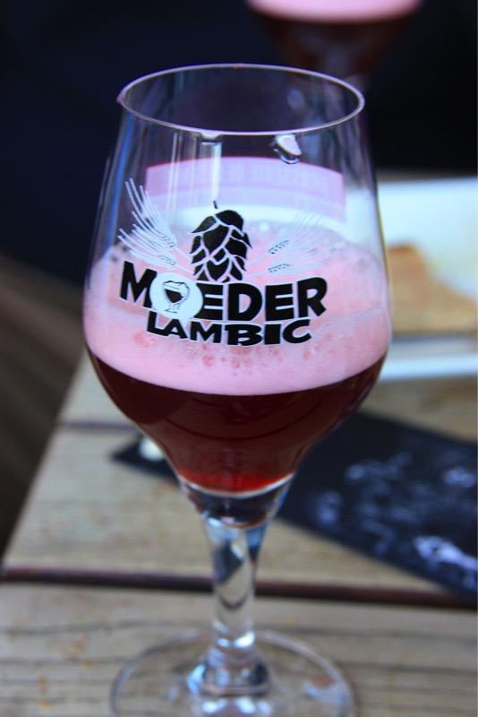 Moeder Lambic Fruitée - Bruxelles - No Mad Land