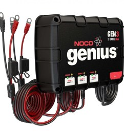 noco 3 bank 30a on board battery charger gen3 3 bank battery charger wiring diagram [ 1196 x 1196 Pixel ]