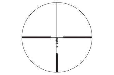 Nikon Slughunter 3-9x40mm Riflescope w/ BDC 200 Reticle