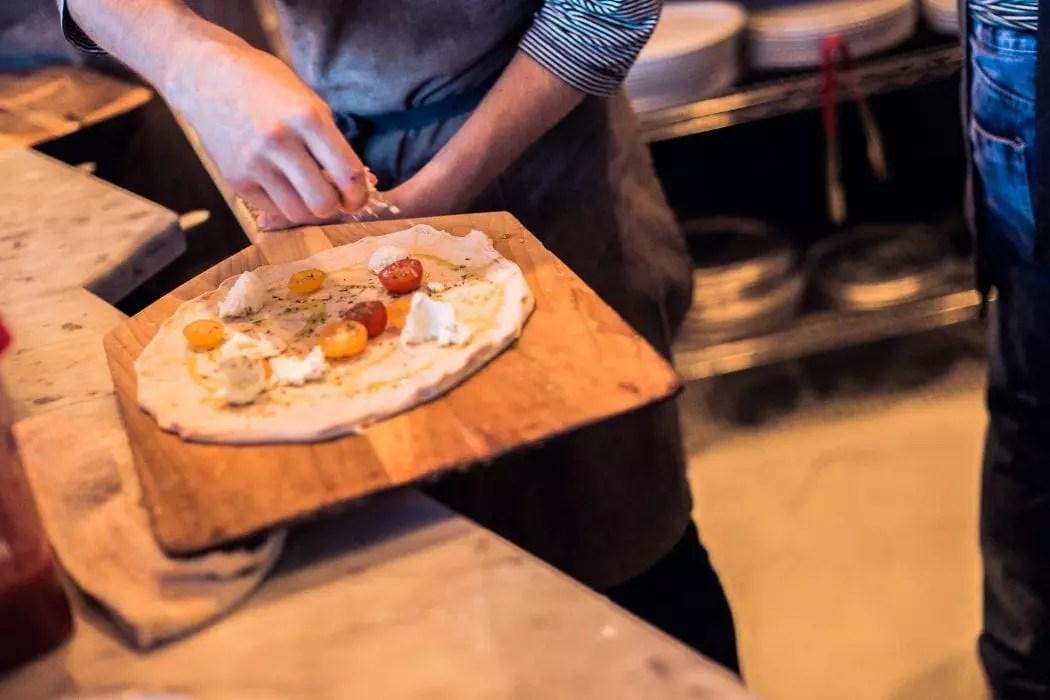 Pizzeria napolitaine Fleury