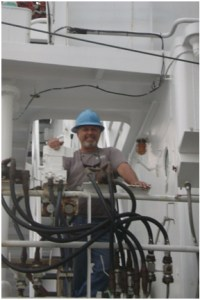General Vessel Assistant: Phil