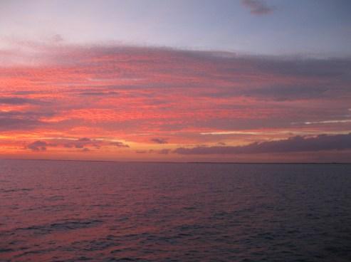 Sunset 9/19/2011