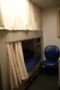 My bunk!