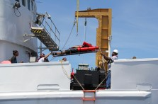 Man Overboard Drill