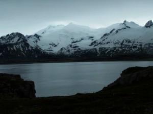 Four Peak Glacier