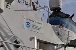 NOAA Ship Miller Freeman