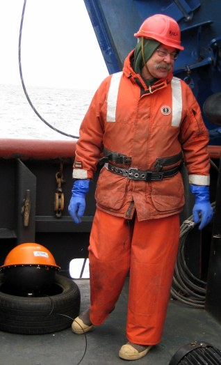 William (Bill) Floering, Chief Scientist, NOAA-PMEL