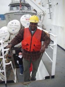 Kenneth Keys, RAINIER Deck Utilityman