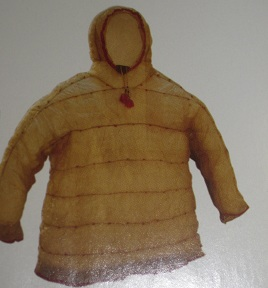 Parka made of gut.
