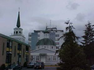 Russian Orthodox Church in Sitka