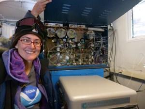 NOAA instrumentation