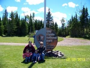 Isle Royale National Park Spencer Cody