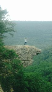 Whitaker Point, Hawksbill Crag Trail, Arkansas