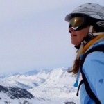 Dr. Lizet Christiansen is an avid skier, and owns Gear & Grind Cafe in Tahoe City, California.