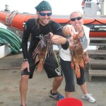Ben & Amy & Lion Fish