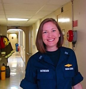 Lt. Fionna Matheson