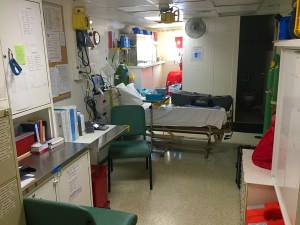 The Sick Bay