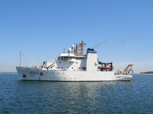 NOAA Research Vessel Henry B. Bigelow