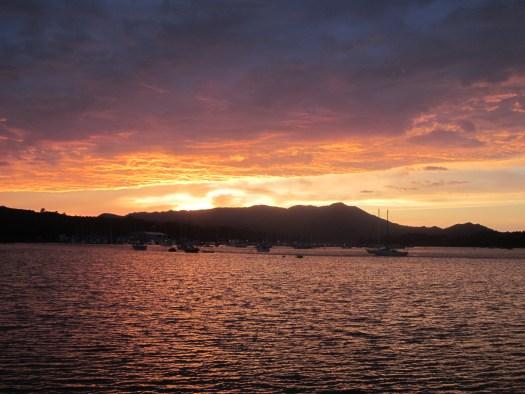 Sausalito sunset