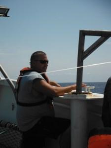 Tim Martin Chief Boatswain