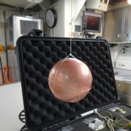 Copper Calibration Sphere