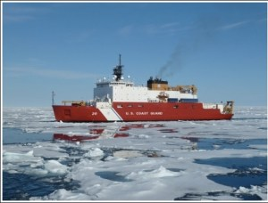 Photo by Bill Schmoker; courtesy of ARCUS/PolarTREC.