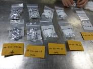 Tissue specimens from bony fish