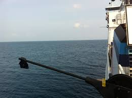 Downrigger system (Noaa.gov)