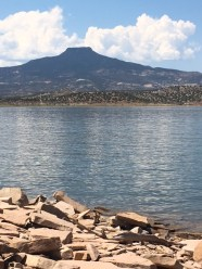 Abiquiu Lake and Cerro Perdernal, NM