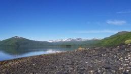 Views of the Gulf of Alaska