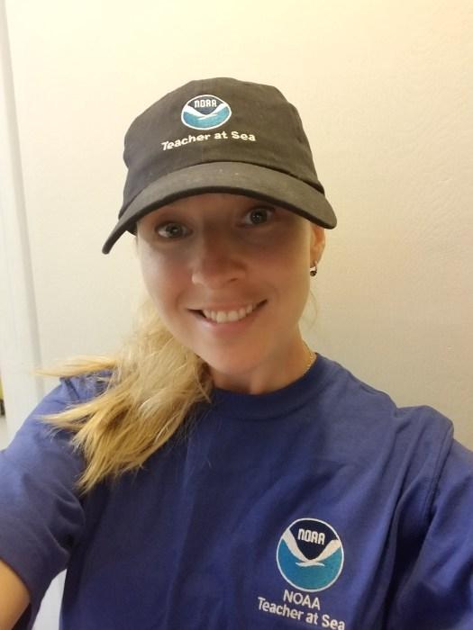 Teacher at Sea gear!