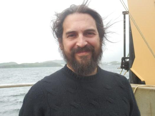 Dr. Patrick Ressler, Chief Scientist