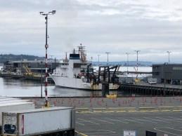 Shimada in port