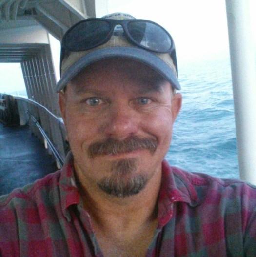 Skilled Fisherman Chuck Godwin