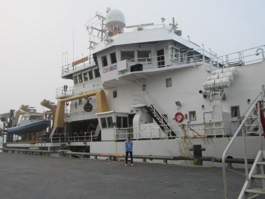 NOAA Ship Oscar Dyson