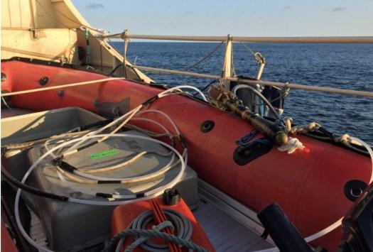 iron fish tubing coil