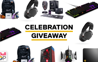 10 Million Mousepads Celebration – Steelseries giveaway